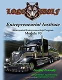 Incarcerated Entrepreneurial Institute Module Three, M. Todd Cameron and Jason Eaton, 1493662007