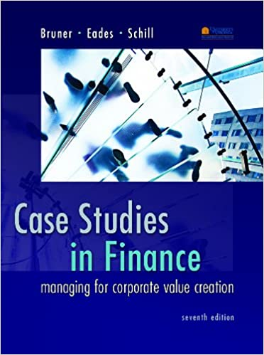 Amazon case studies in finance 7th edition mcgraw hillirwin case studies in finance 7th edition mcgraw hillirwin series in finance insurance and real estate 7th edition kindle edition fandeluxe Images