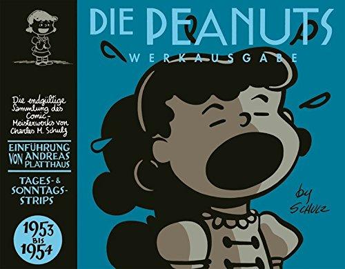 Peanuts Werkausgabe 2: 1953 - 1954 Gebundenes Buch – 22. November 2006 Charles M. Schulz Fred Kipka Carlsen 355178812X