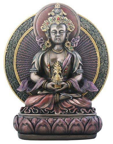 Long Life Buddha Statue Sculpture Figurine