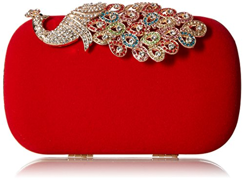 Evening Bag Red - 7