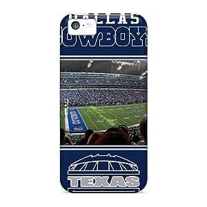 LittleBox IjK8148CKSd Case Cover Skin For Iphone 5c (dallas Cowboys)