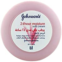 Johnson's 24hour Moisture Soft Cream 200ml