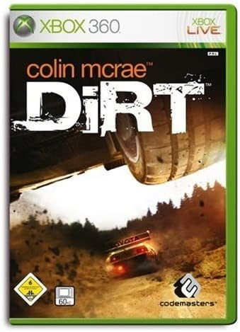 Codemasters Colin McRae: DIRT - Juego (Xbox 360, Racing, DEU): Amazon.es: Videojuegos