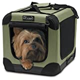 Noz2Noz 661 N2 Sof-Krate Indoor/Outdoor Pet Home, 21-Inch, for Pets up to 15 Pounds (661)