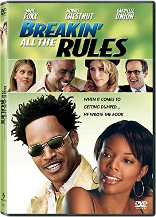 amazon com breakin all the rules special edition jamie foxx
