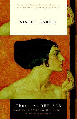 Sister Carrie (Modern Library 100 Best Novels)