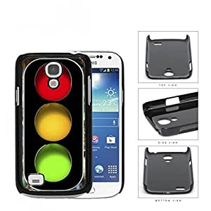 Traffic Light Signal Hard Plastic Snap On Cell Phone Case Samsung Galaxy S4 SIV Mini I9190