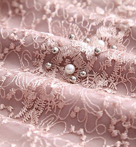 Tulle Pink Organza Principessa Cocktail Danza Donna Balletti Strati Gonna Maxi dell'annata Yiiquan Tutu Pw67UUx