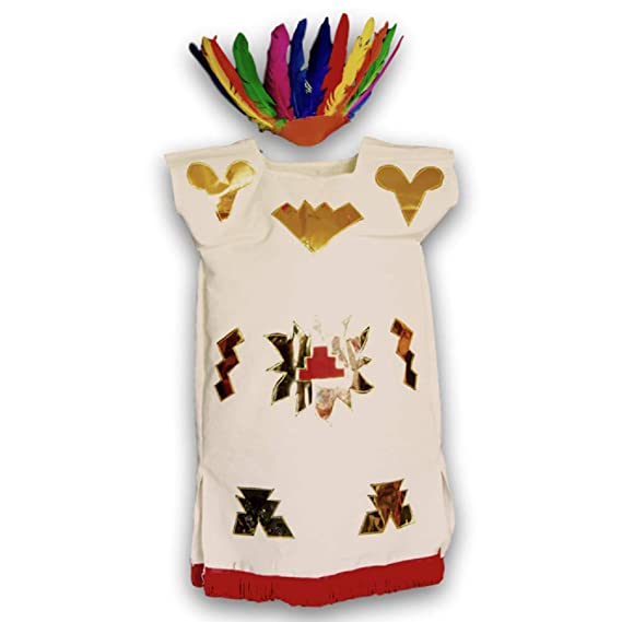 Armengol Vestido Mexicano Para Niñas Días Tradicionales