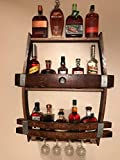 Whiskey Wine rack Liquor cabinet