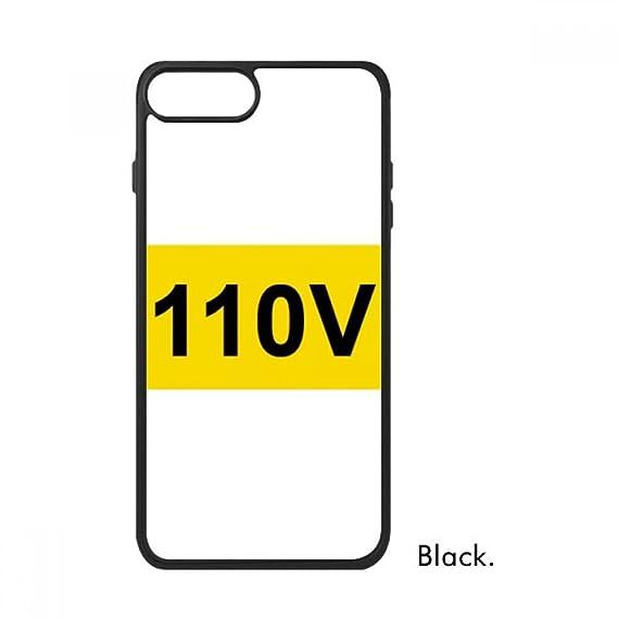 Amazon Socket 110v Warning Sign Symbol For Iphone 88 Plus