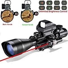 4-12x50 Dual Illuminated