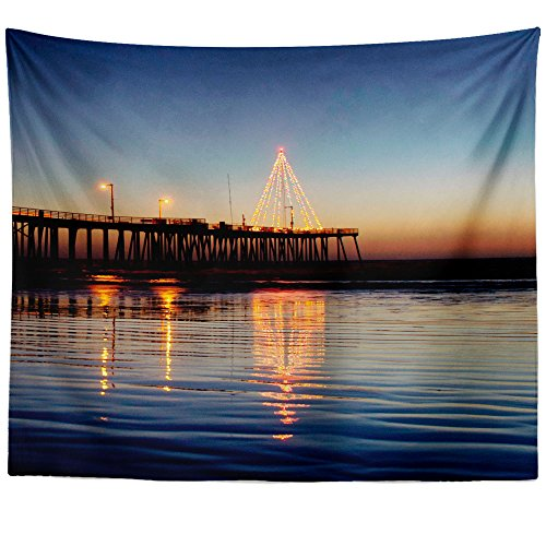 (Westlake Art - Pismo Beach - Wall Hanging Tapestry - Picture Photography Artwork Home Decor Living Room - 68x80 Inch (A6B8A))