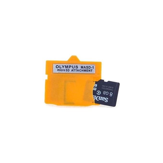 NEON MASD-1 Olympus xD Picture Card adaptador de tarjeta para microSD / microSDHC