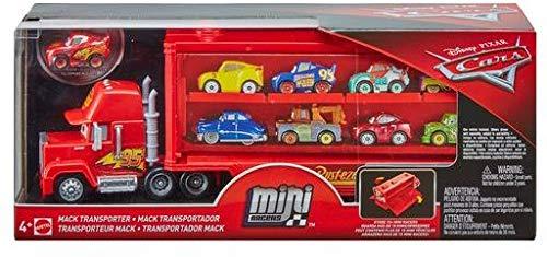 Disney Pixar Cars Mini Racers Mack Transporter (Mattel Disney Pixar Cars 3 Mini Racers)