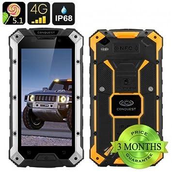 Conquista S6 Smartphone Robusto: Amazon.es: Electrónica