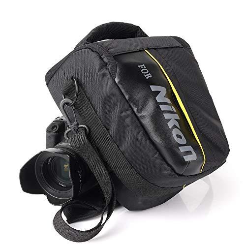 HAMISS - Funda Impermeable para cámara réflex Digital Nikon D3400 ...