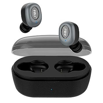 Audífonos Inalámbricos Bluetooth V 5.0 Auriculares Estéreo Ruido Cancelación Sweatproof Auriculares Invisible En El Oído Auricular