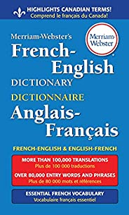 Merriam-Webster's French-English Dictio