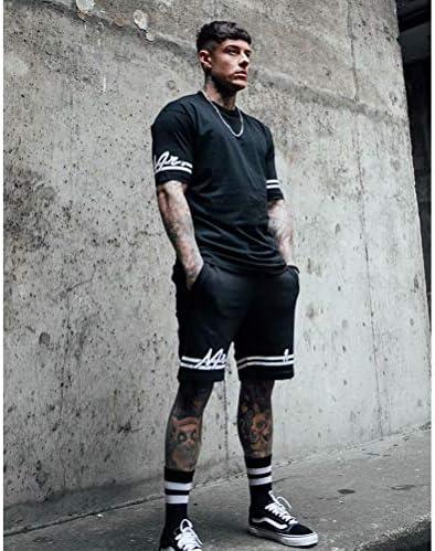 トレーニングウェア メンズ Tシャツ ストレッチ 半袖 スポーツ シャツ 筋トレ フィットネス DX593