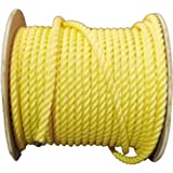 Ideal 31-841 Pro-Pull Rope, 1/4'' x 1000'