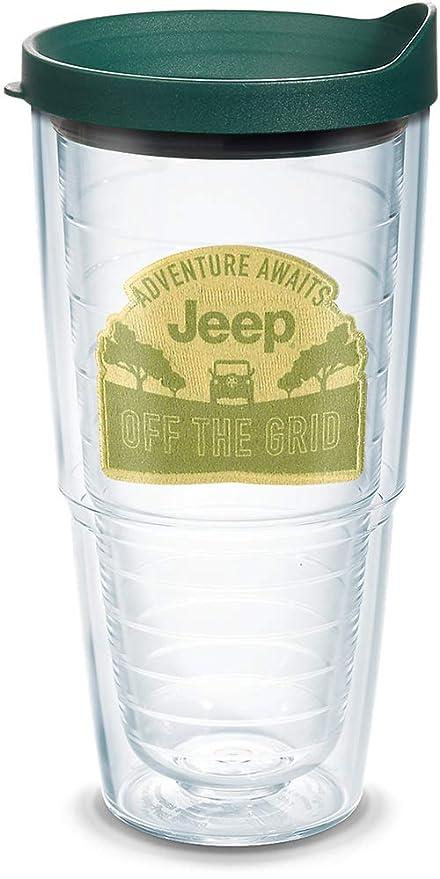 b66de57260f Amazon.com   Tervis 1304404 Jeep Brand - Adventure Awaits Insulated ...