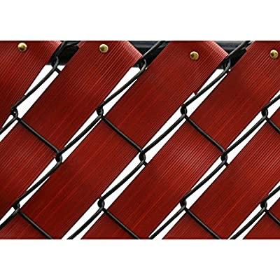 Fence Weave - Redwood