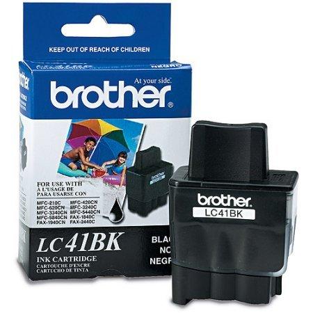 BRTLC41BK - Brother LC41BK Ink Cartridge