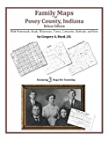 Family Maps of Posey County, Indiana by Gregory A. Boyd front cover