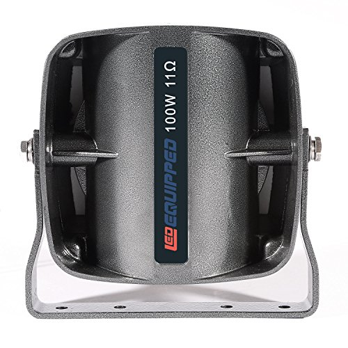 - American Pipit 100 Watt Siren Speaker