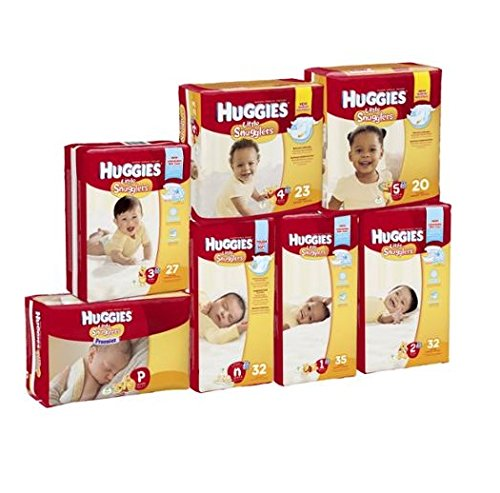 Huggies Diapers Little Snugglers Disney Size N (Up to 10 ...