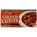 S&B Golden Curry Sauce Mix - Mild, 240gm