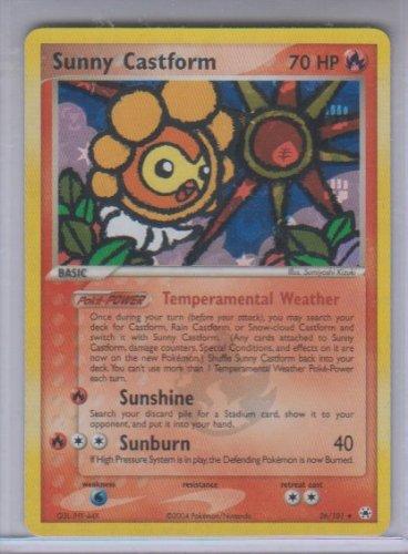 Sunny Castform Holo Rare Pokemon #26 Photo - Pokemon Gaming