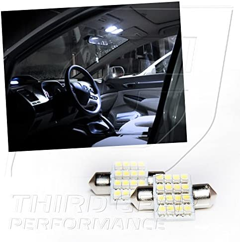 Interior 2 x LED 31mm 6xSMD Light Bulb For Lexus LS IS 200 300 400