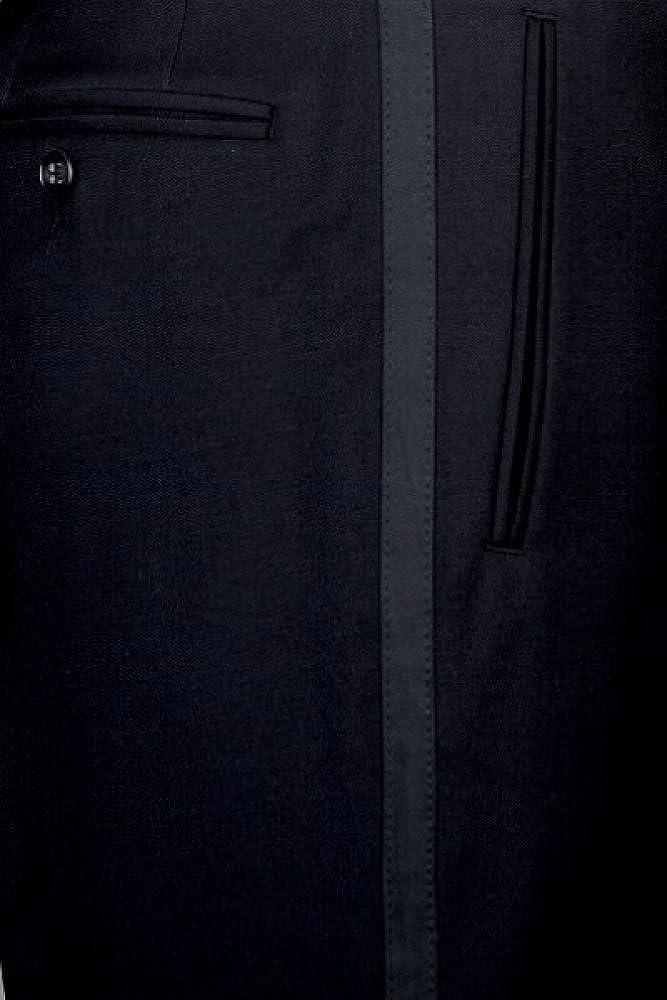 100/% Schurwolle Spitzkragen Gentleline Smoking Premium Slimline