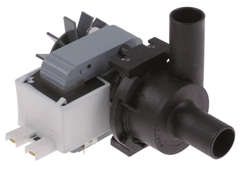 GRE - Bomba de desagüe para lavavajillas (100 W, 230 V, entrada de ...