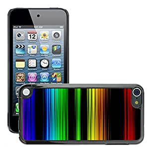 Super Stellar Slim PC Hard Case Cover Skin Armor Shell Protection // M00052369 aero rainbow 2 // Apple iPod Touch 5 5G 5th