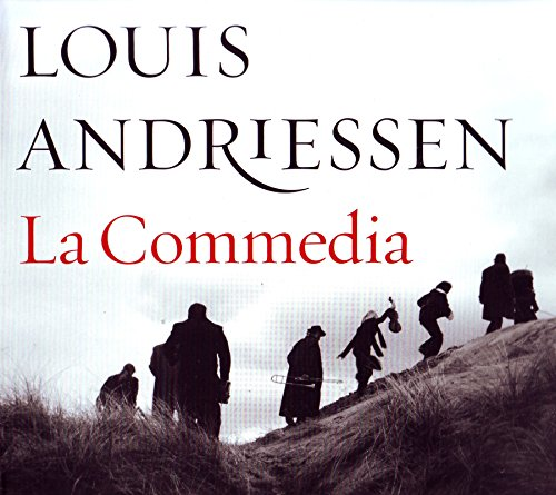 CD : Louis Andriessen - La Commedia (With DVD, 3PC)