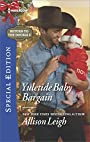 Yuletide Baby Bargain (Return to the Double C Book 2589)