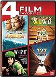 Chasing Mavericks / Win Win / Whip It / 127 Hours by 20th Century Fox