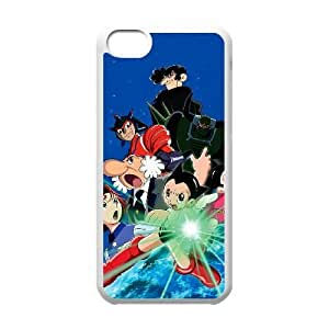 Astro Boy For iPhone 5C Cases Cell phone Case Ifjc Plastic Durable Cover