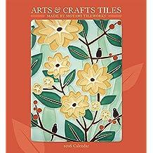 Arts & Crafts Tiles 2016 Wall Calendar