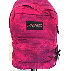Jansport - Stormy Weather Backpack, Size: O/S, Color: Berrylicious Purple