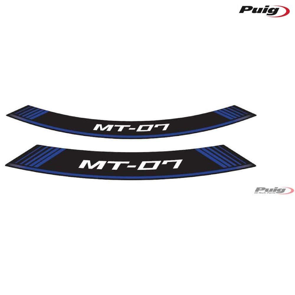 PUIG 9136/un Borde Tiras para Yamaha MT-07