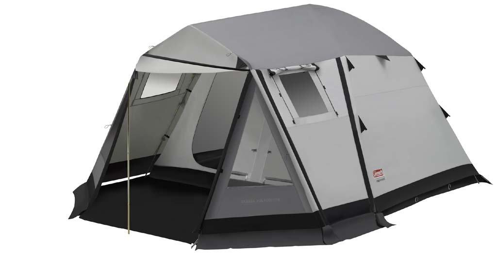 sc 1 st  Amazon UK & Coleman Sahara Polycotton 4 Man Tent: Amazon.co.uk: Sports u0026 Outdoors