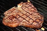 USDA Choice T-Bone Steak - 12 oz - Steaks for Delivery