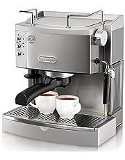 De'Longhi EC702 15 Bar Espresso and Cappuccino Machine, Stainless Steel