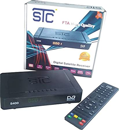 FTA Free To Air Set Top Box S-400 (No Monthly Recharge Required)  sc 1 st  Amazon India & FTA Free To Air Set Top Box S-400: Amazon.in: Electronics Aboutintivar.Com