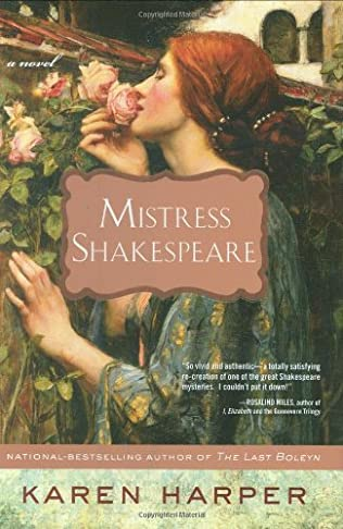 book cover of Mistress Shakespeare